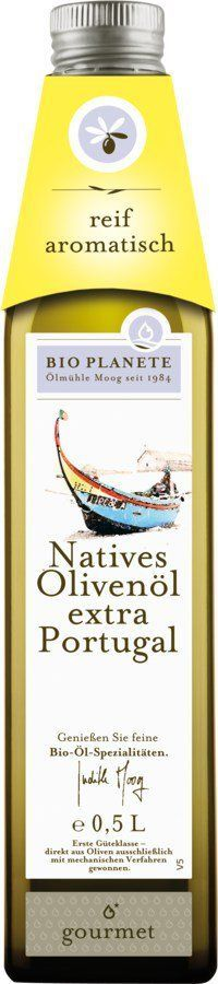 Bio Planete Olivenöl Portugal nativ extra 6x0,5l