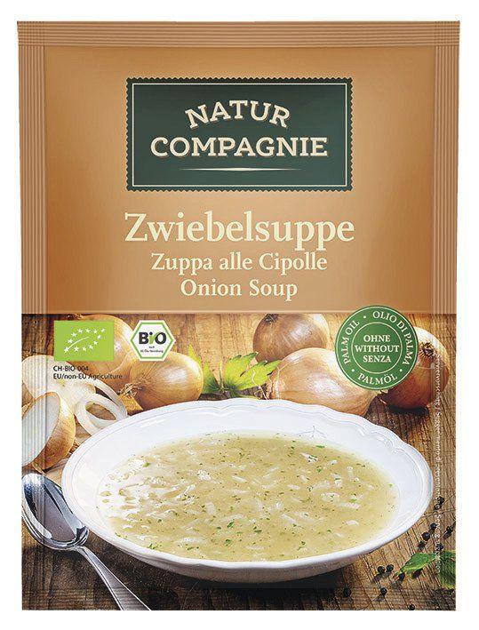 Natur Compagnie Zwiebelsuppe 12x35g
