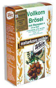 Werz Weizen-Vollkorn-Brösel 8x250g