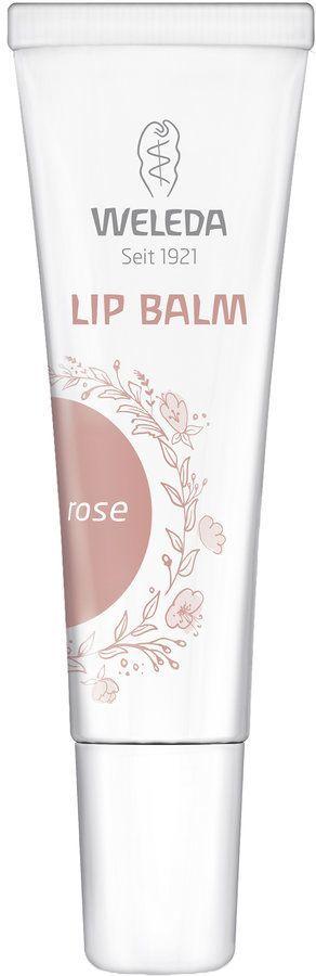 Weleda Lip Balm rose 6x10ml