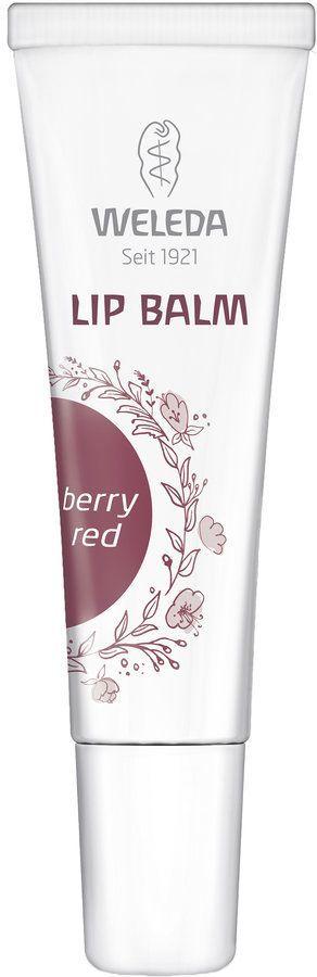 Weleda Lip Balm berry red 6x10ml