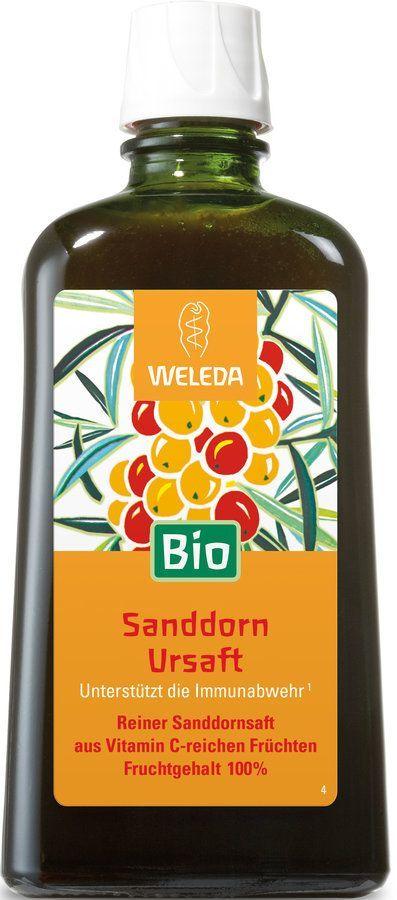 Weleda Sanddorn-Ursaft bio 200ml