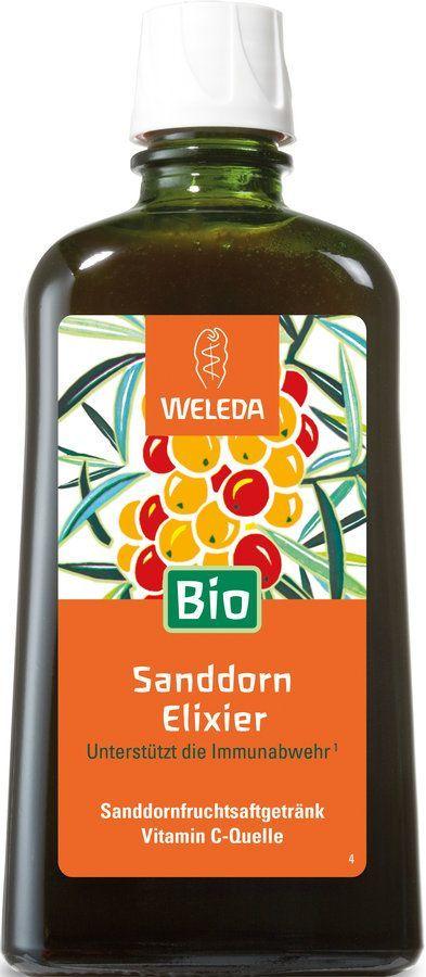 Weleda Sanddorn-Elixier bio 200ml