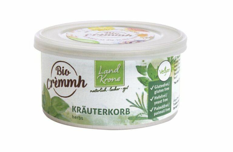 Landkrone Bio Cremmh Kräuterkorb 6x125g
