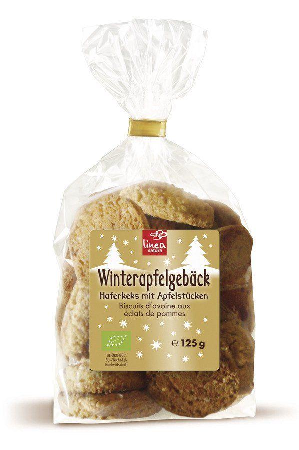 Linea Natura Winterapfel-Gebäck 12x125g