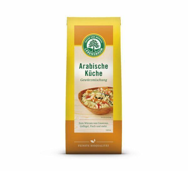 LEBENSBAUM Arabische Küche 6x40g