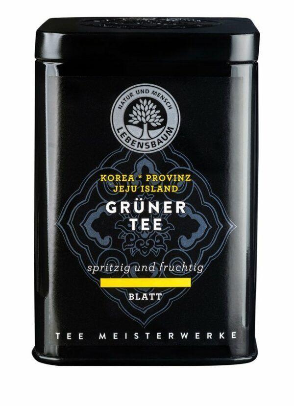 LEBENSBAUM Grüner Tee 4x80g