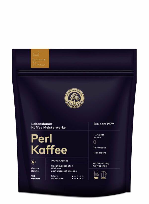 LEBENSBAUM Perl Kaffee 4x125g