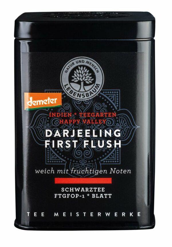 LEBENSBAUM Darjeeling First Flush 4x75g