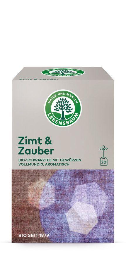 LEBENSBAUM Zimt & Zauber 6x40g20TB