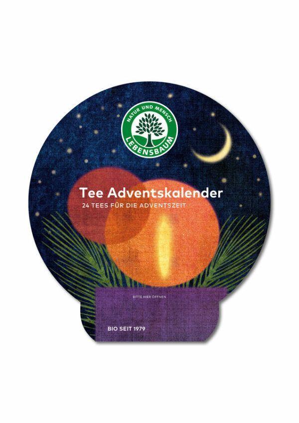 LEBENSBAUM Adventskalender 2019 6x45,5g