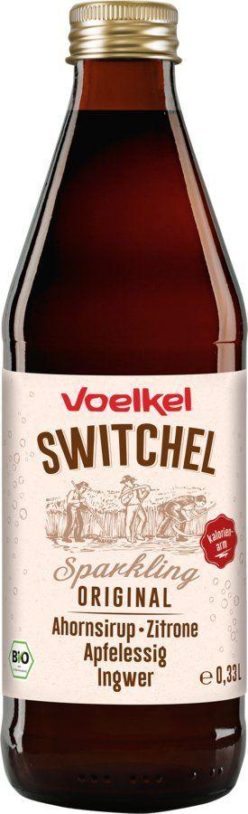 Voelkel Sparkling Switchel Original 10x0,33l