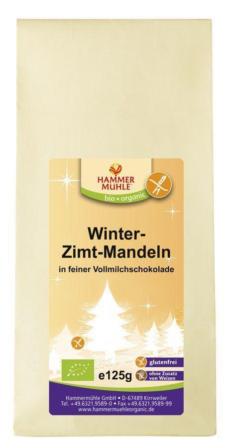 Hammermühle organic BIO Wintermandeln Zimt-Schoko glutenfrei 6x