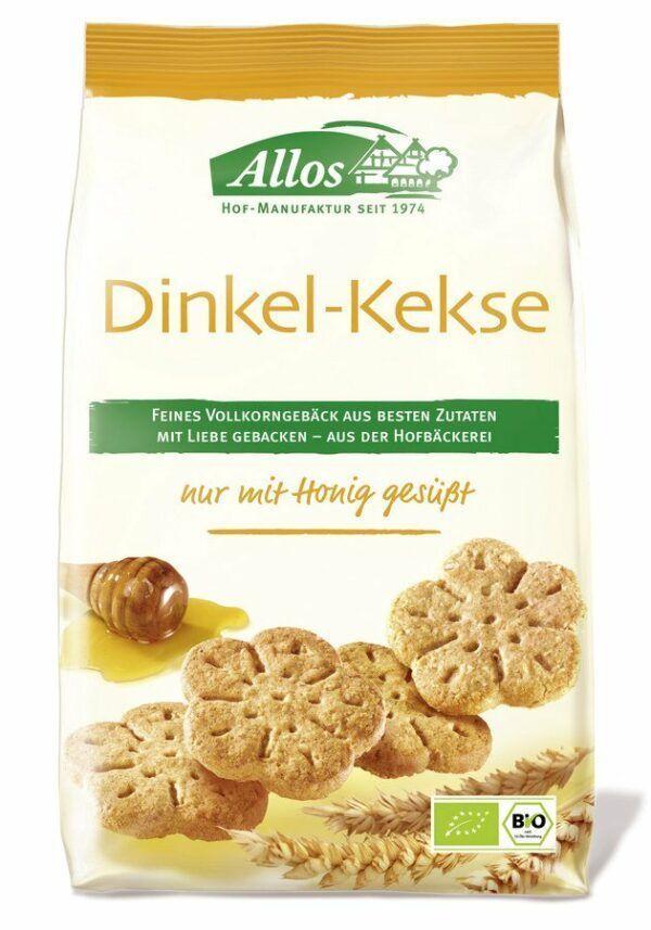 Allos Dinkel-Kekse 6x125g