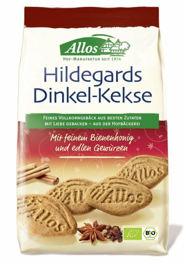 Allos Hildegards Dinkel-Kekse 6x125g