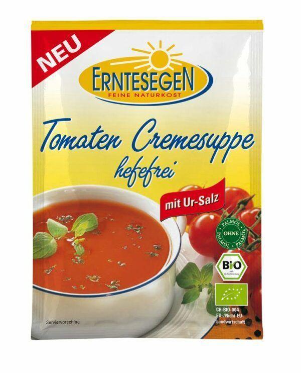 Erntesegen Tomaten Cremesuppe hefefrei 12x42g