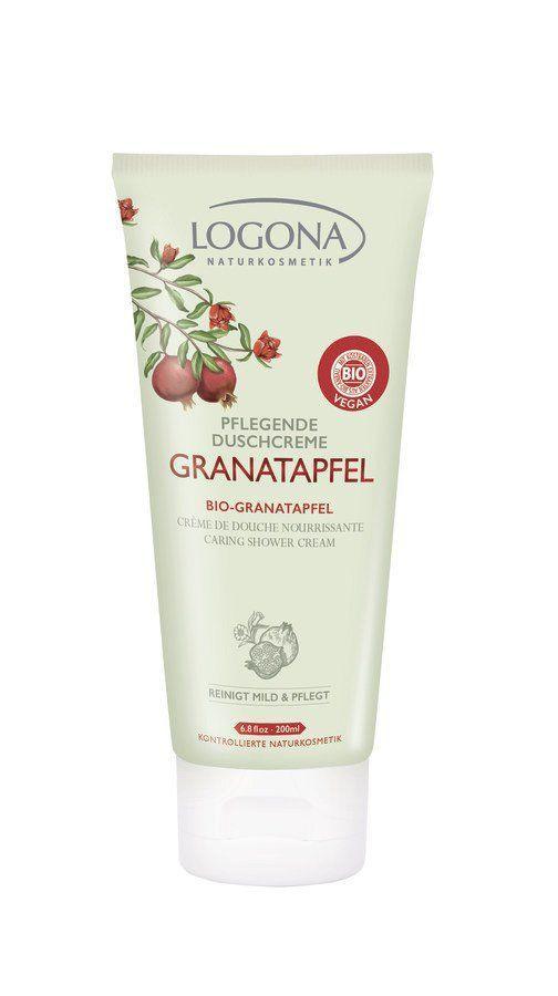 Logona Duschcreme Granatapfel 200ml