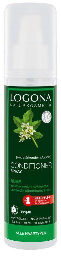 Logona Conditioner Spray Rübe 150ml