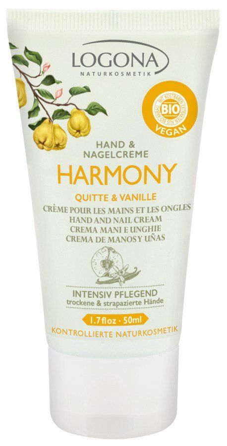 Logona Handcreme Quitte & Vanille 50ml