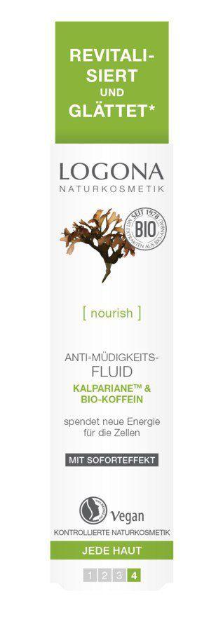 Logona Anti-Müdigkeits Fluid 30ml