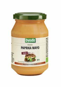 BYODO Byodo Paprika Mayo, vegan 6x250ml