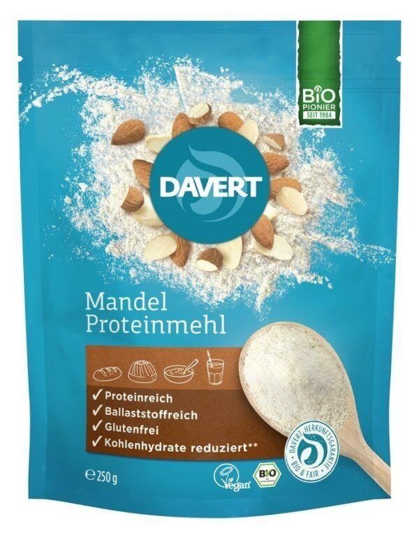 Davert Mandel Proteinmehl 5x250g