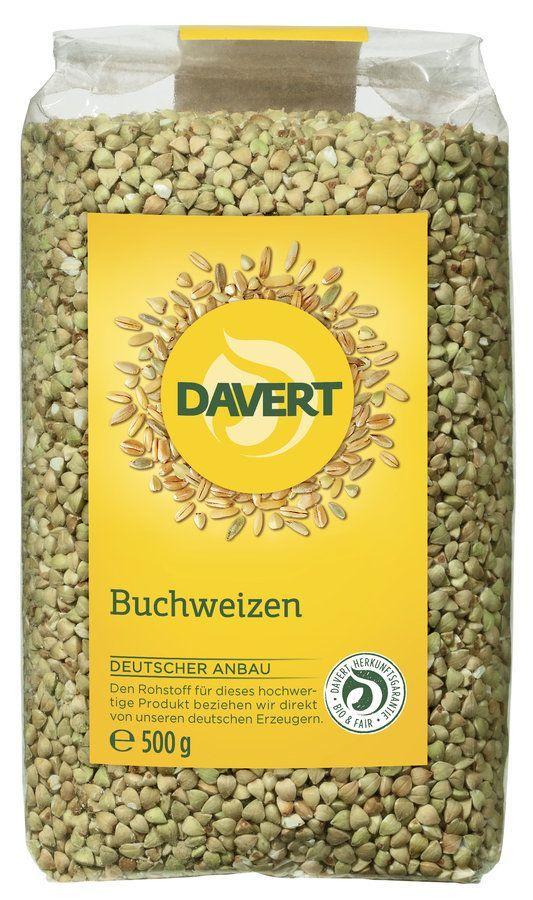 Davert Buchweizen Deutschland  8x500g
