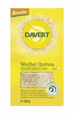 Davert Demeter Quinoa 8x200g