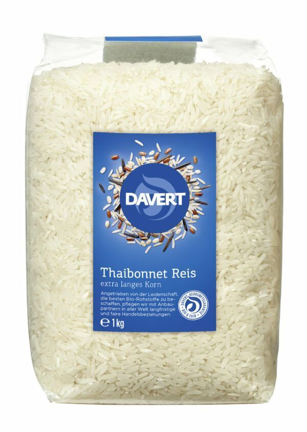 Davert Thaibonnet Reis 8x1kg