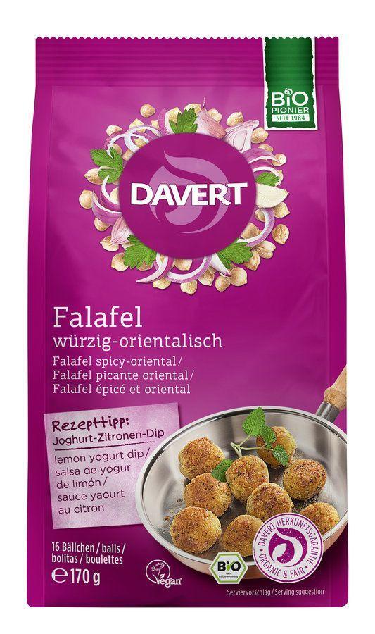Davert Falafel 6x170g