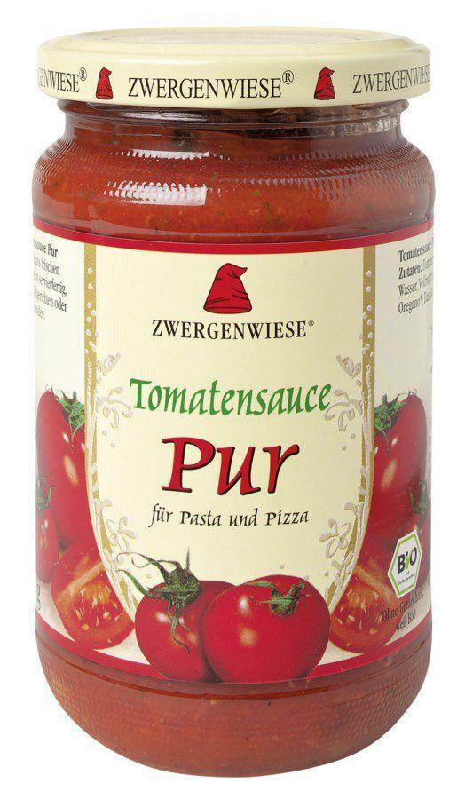 Zwergenwiese Tomatensauce Pur 6x340ml