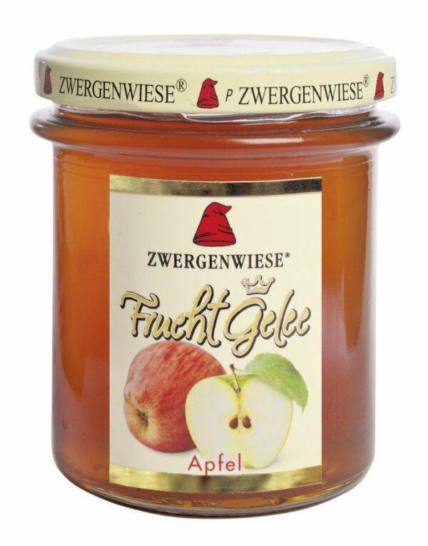 Zwergenwiese FruchtGelee Apfel 6x195g