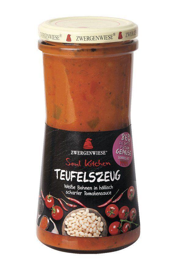 Zwergenwiese Soul Kitchen Teufelszeug 420ml