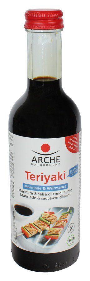 Arche Naturküche Teriyaki 6x250ml