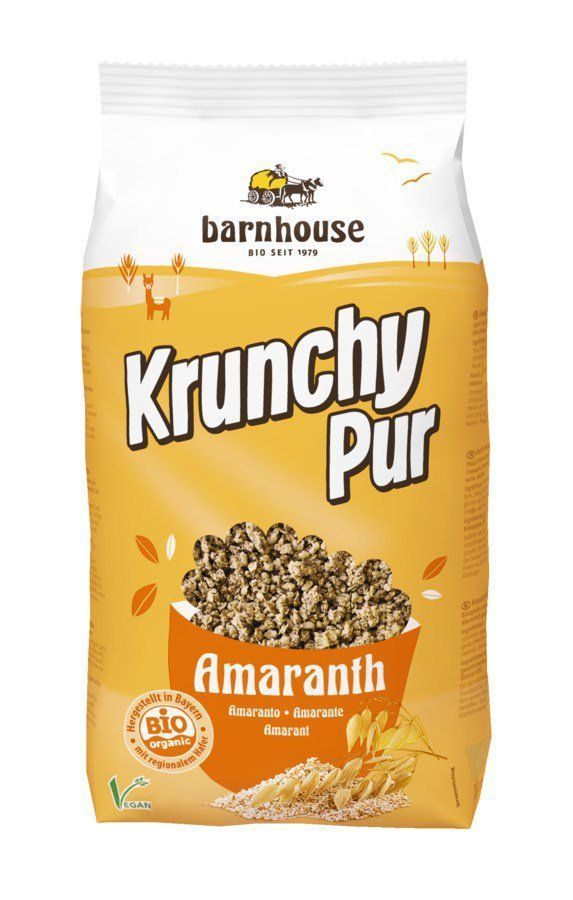 Barnhouse Krunchy Pur Amaranth 750g