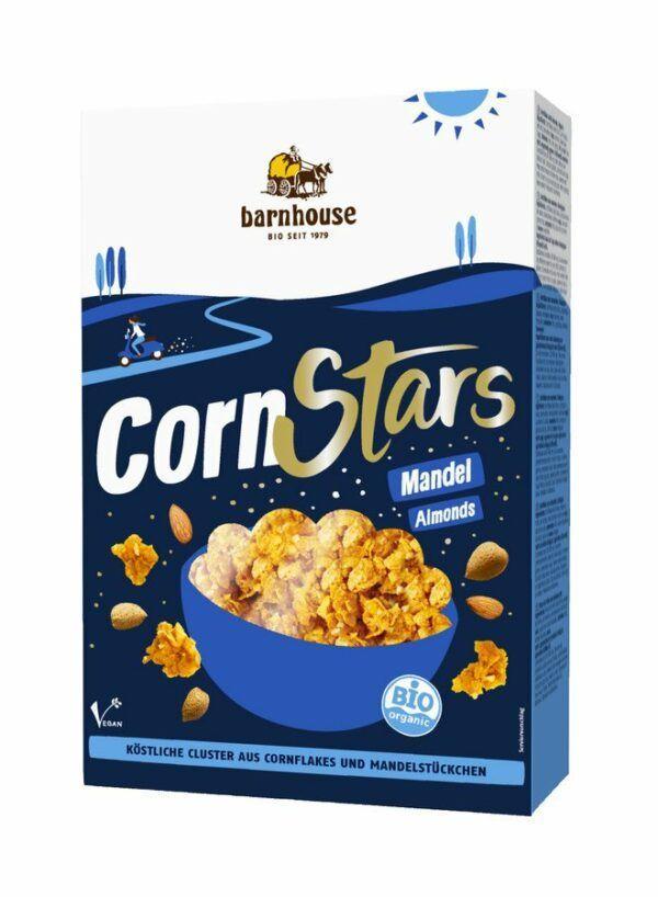 Barnhouse CornStars Mandel 6x300g