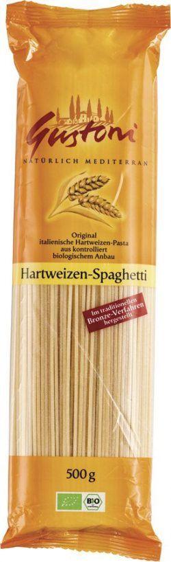 Gustoni Hartweizen-Spaghetti 500g