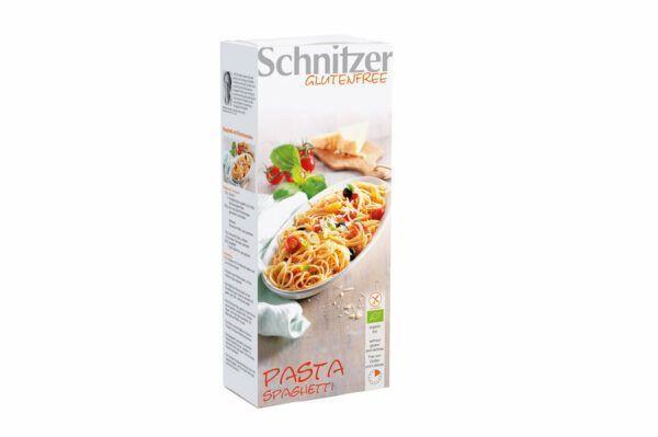 Schnitzer BIO PASTA SPAGHETTI 10x250g