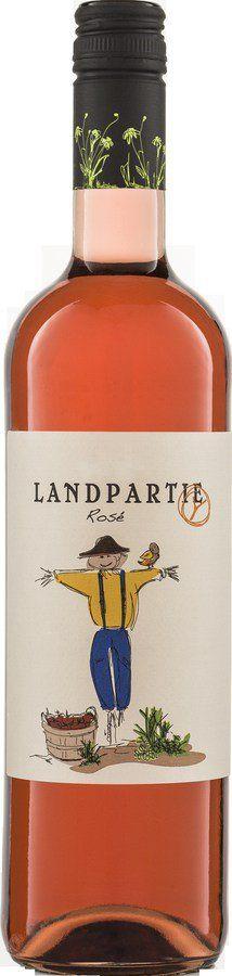 Riegel Bioweine LANDPARTY Rosé 6x0,75l