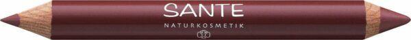 Sante Lip Duo glamorous look No. 03 4g