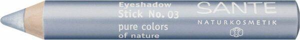 Sante Eyeshadow Stick blue No. 03 3,2g