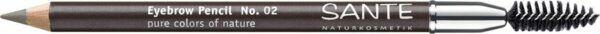 Sante Eyebrow Pencil brown No. 02 1,4g
