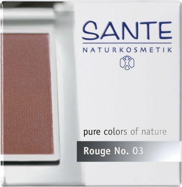Sante Rouge silky magnolia No. 03 6,5g