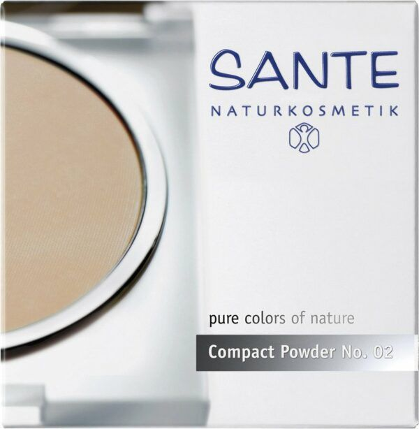 Sante Compact Powder light beige No. 02 9g