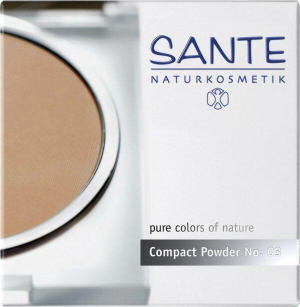 Sante Compact Powder sunny beige No. 03 9g