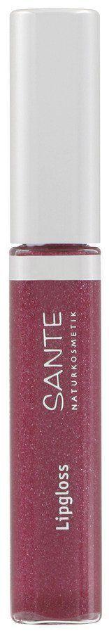 Sante Lipgloss red pink No.04 8ml