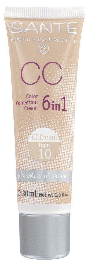 Sante CC Cream 10 light 30ml