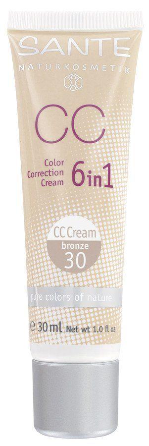 Sante CC Cream 30 bronze 30ml