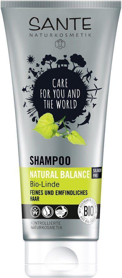 Sante Shampoo Natural Balance 200ml
