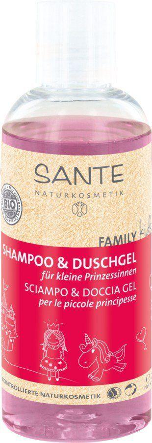 Sante FAMILY KIDS Shampoo & Duschgel Prinzessin 200ml